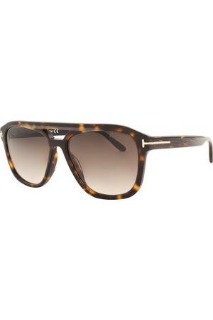 Tom Ford Gerrard Sunglasses Brown