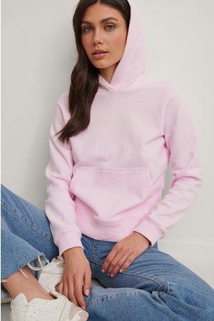 Calvin Klein Orgaaninen Huppari - Pink