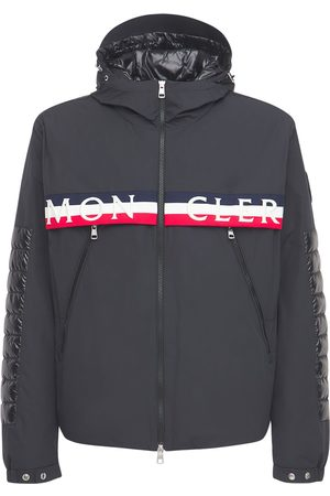 Moncler Olargues Hooded Down Jacket