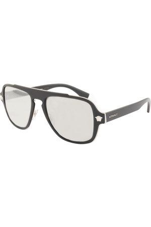VERSACE Versace Medusa Charm Sunglasses Black