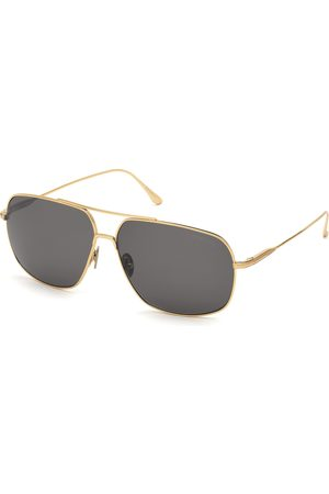 Tom Ford Sunglasses Gold