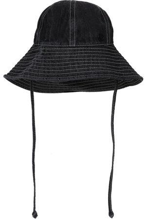 Le Mont St Michel Julianne Cotton Denim Hat