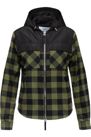 Aztech Naiset Laskettelutakit - Loge Peak ski hoodie