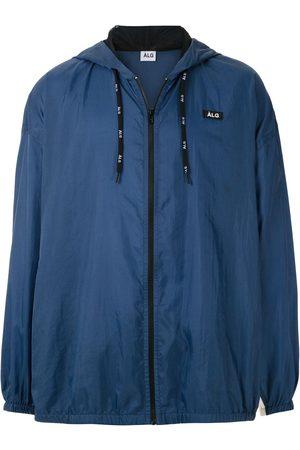 Àlg Panelled bomber jacket
