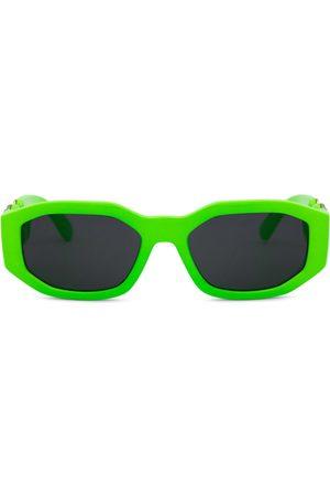 VERSACE Logo sunglasses