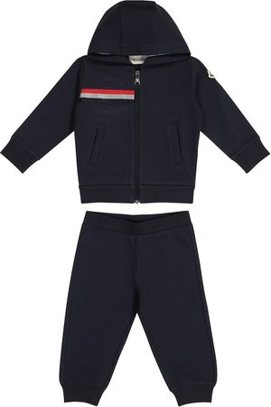 Moncler Baby hooded tracksuit