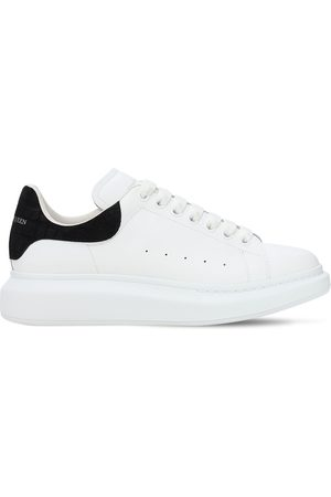 Alexander McQueen Miehet Tennarit - 45mm Platform Leather Sneakers