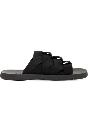 Bottega Veneta Intrecciato Tech Sandals