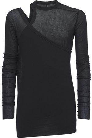 Rick Owens Miehet T-paidat - Banana Ziggy L/s Wool Knit T-shirt