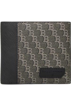 Bally Brasai.Pbb/155 Accessories Wallets Classic Wallets Harmaa