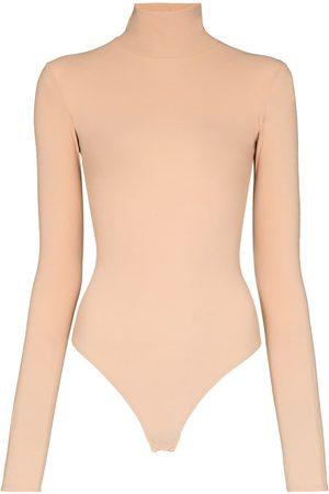ALIX NYC Warren roll-neck bodysuit