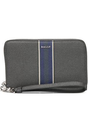 Bally Braylon.Bi/05 Accessories Wallets Classic Wallets Harmaa