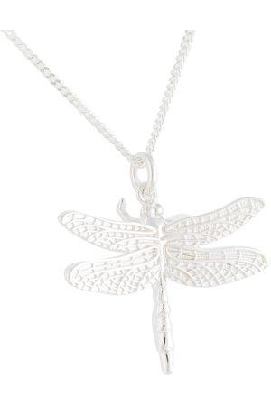 Karen Walker Dragonfly pendant necklace