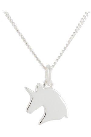 Karen Walker Naiset Kaulakorut - Mini unicorn pendant necklace