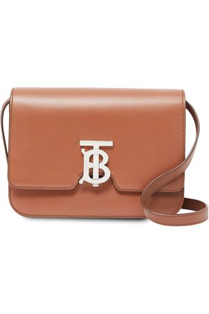 Burberry Naiset Olkalaukut - Logo-plaque crossbody bag