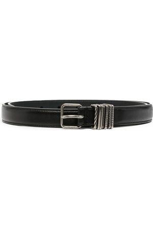 Saint Laurent Miehet Vyöt - Leather buckle belt