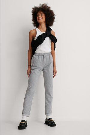 Trendyol Collegehousut - Grey