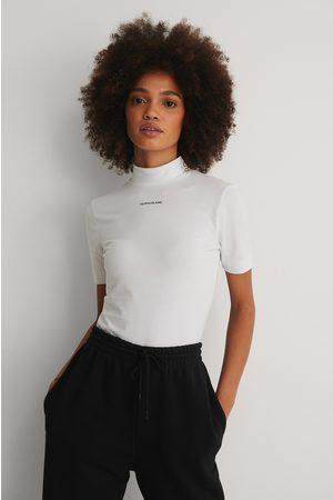Calvin Klein Orgaaninen T-paita - White
