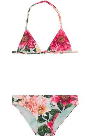 Dolce & Gabbana Floral bikini