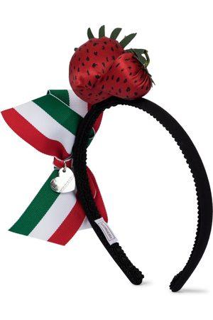 MONNALISA Strawberry headband