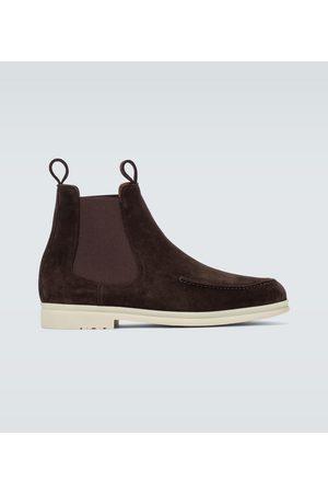 Loro Piana Regent Chelsea Walk boots