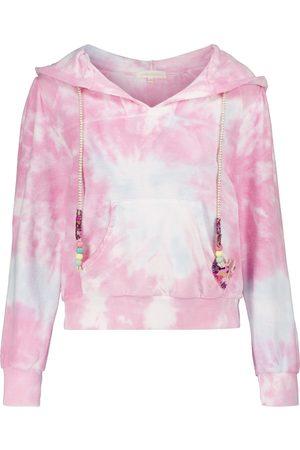 LOVESHACKFANCY Kirby tie-dye cotton hoodie