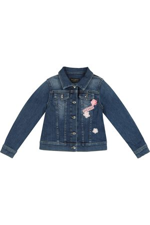 Dolce & Gabbana Appliqué denim jacket