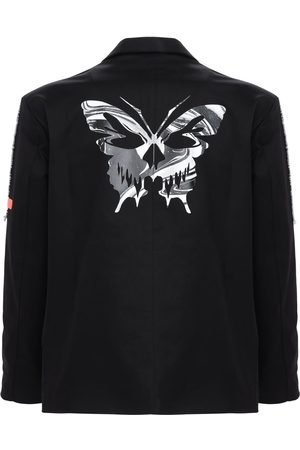 SALUTE Tech Butterfly Suit Jacket