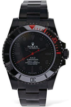 MAD Paris 40mm Rolex Co-lab Submariner Watch