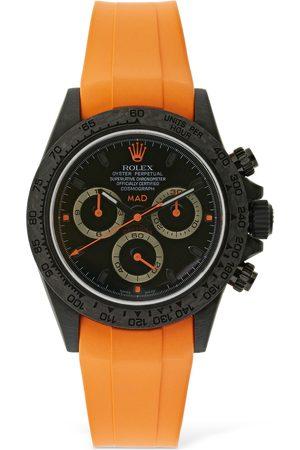 MAD Paris 40mm Rolex Co-lab Daytona Carbon Watch