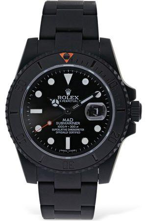 MAD Paris 40mm Rolex Co-lab Submariner Date Watch