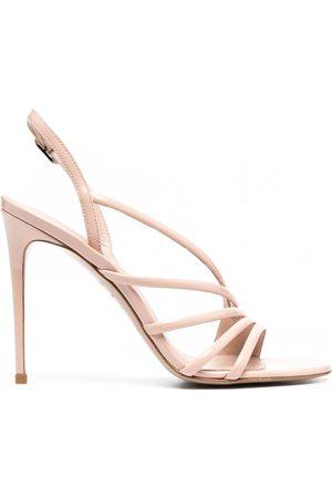 LE SILLA Naiset Sandaletit - Scarlet high-heel sandals