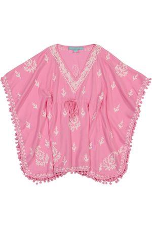 Melissa Odabash Baby Sharize embroidered kaftan