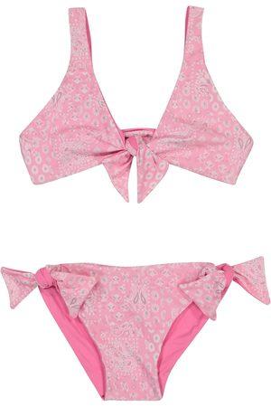 Melissa Odabash Baby Como printed bikini
