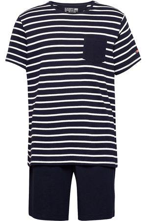 Jockey Miehet Pyjamat - Pyjama Short Knit Pyjama