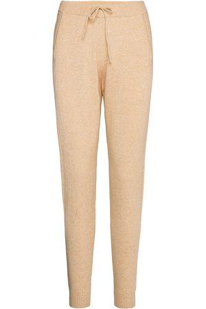 Soft Rebels Naiset Collegehousut - Srtamara Knit Pants Collegehousut Olohousut Vaaleanpunainen