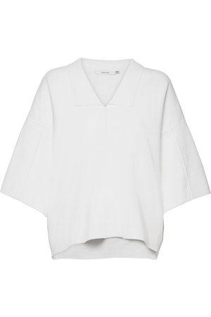 Gestuz Naiset Neulepaidat - Talligz Pullover Neulepaita Valkoinen