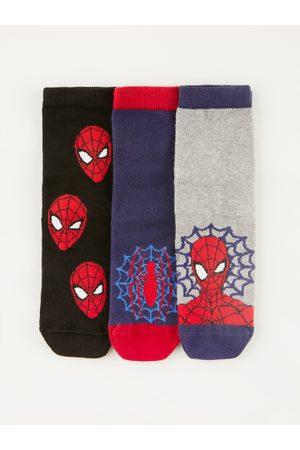 Lindex 3 paria Spider-Man-sukkia