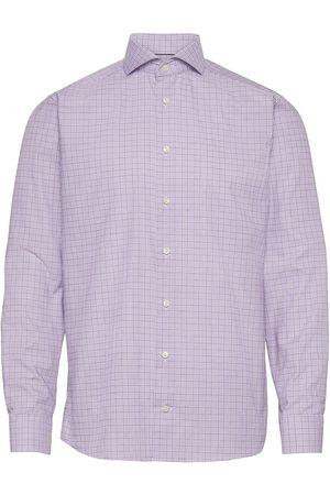 Eton Miehet Bisnes - Slim Fit Business Twill Shirt Paita Bisnes