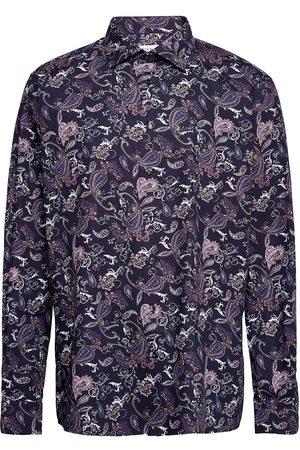 Eton Contemporary Fit Business Casual Signature Twill Shirt Paita Rento Casual