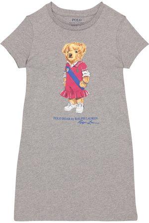 Ralph Lauren Polo Bear cotton dress