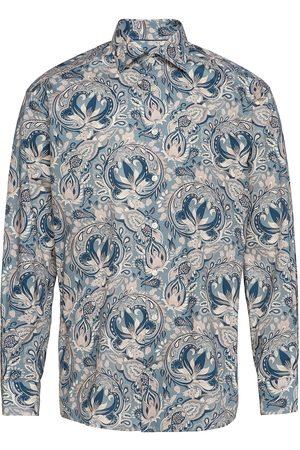 Eton Miehet Bisnes - Classic Fit Business Casual Signature Twill Shirt Paita Rento Casual