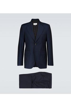Maison Margiela Wool and mohair-blend suit