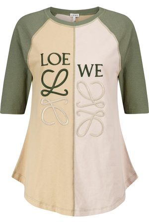 Loewe Anagram cotton T-shirt