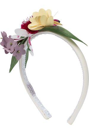 MONNALISA Tytöt Hiuspannat - Floral corsage headband