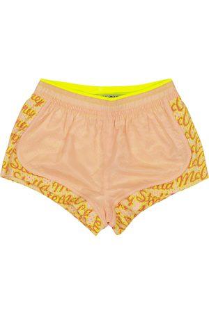 Stella McCartney Tytöt Shortsit - Logo sports shorts