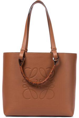 Loewe Naiset Ostoskassit - Anagram leather tote