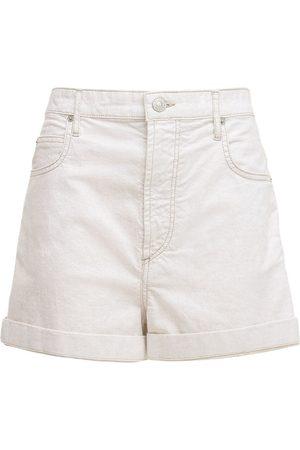 Isabel Marant Lilesibb Denim Shorts