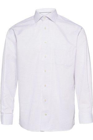 Eton Miehet Bisnes - Classic Fit Business Twill Shirt Paita Bisnes