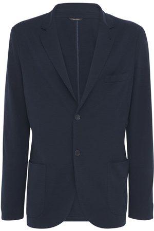 Loro Piana Cotton, Linen & Silk Jersey Jacket